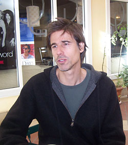 Il regista brasiliano Walter Salles