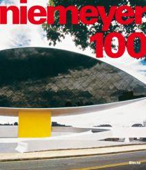 Il manifesto della mostra Niemeyer, cento anni di architettura