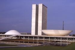 Il palazzo dell'Alvorada a Brasilia