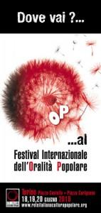Festiva Internazionale dell'Oralità Popolare 2010