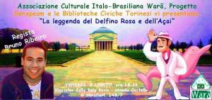 Progetto Serapeum 2011: Le Leggende del Delfino Rosa e dell'Açai