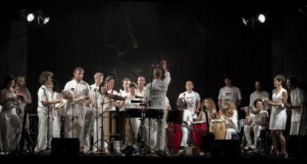 Seminario di percussioni e ritmi brasiliani
