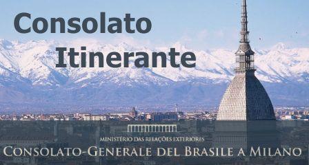 Consolato itinerante a Torino