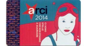 tessera ARCI 2014