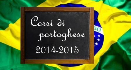 Corsi di portoghese 2014