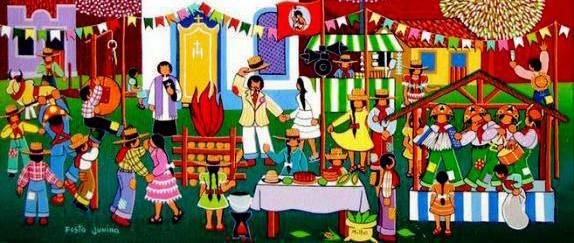 Festa Junina e da Cidadania 2015