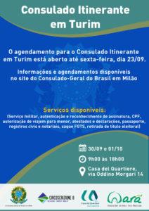 Consolato Itinerante Brasiliano